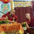 Ling Rinpoche +Ven Kartson (Yaki) 2019