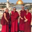 Ling Rinpoche Ven Kartson (Yaki), Jerusalem 2019