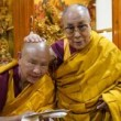 HHDL and Jhado Rinpoche