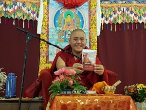 ling rinpoche with beyond religion